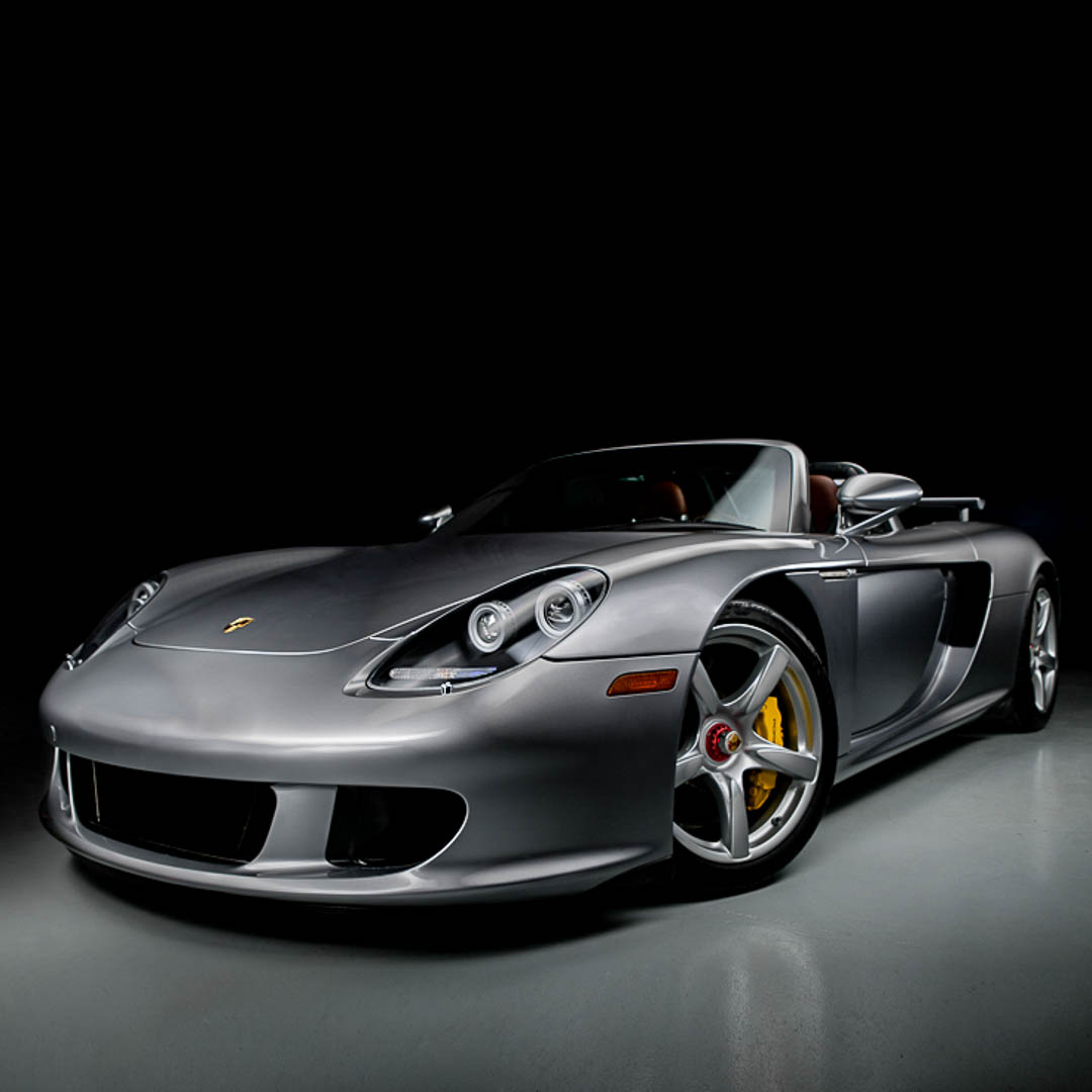 The ultimate dream car- Porsche Carrera GT